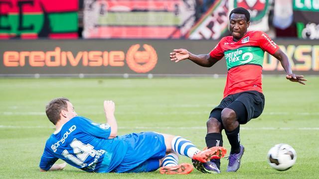 NEC en PEC Zwolle openen Eredivisieseizoen met gelijkspel