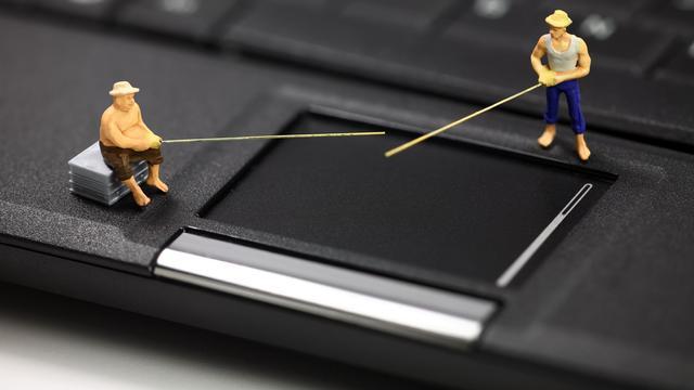 Vijf aanhoudingen voor phishing in Amsterdam