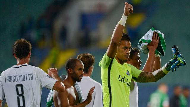 Samenvatting Ludogorets-Paris Saint-Germain (1-3)