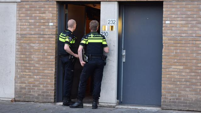 Politie doet drugsvondst in woning in de Argostraat