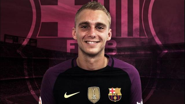 Cillessen tekent vijfjarig contract bij FC Barcelona