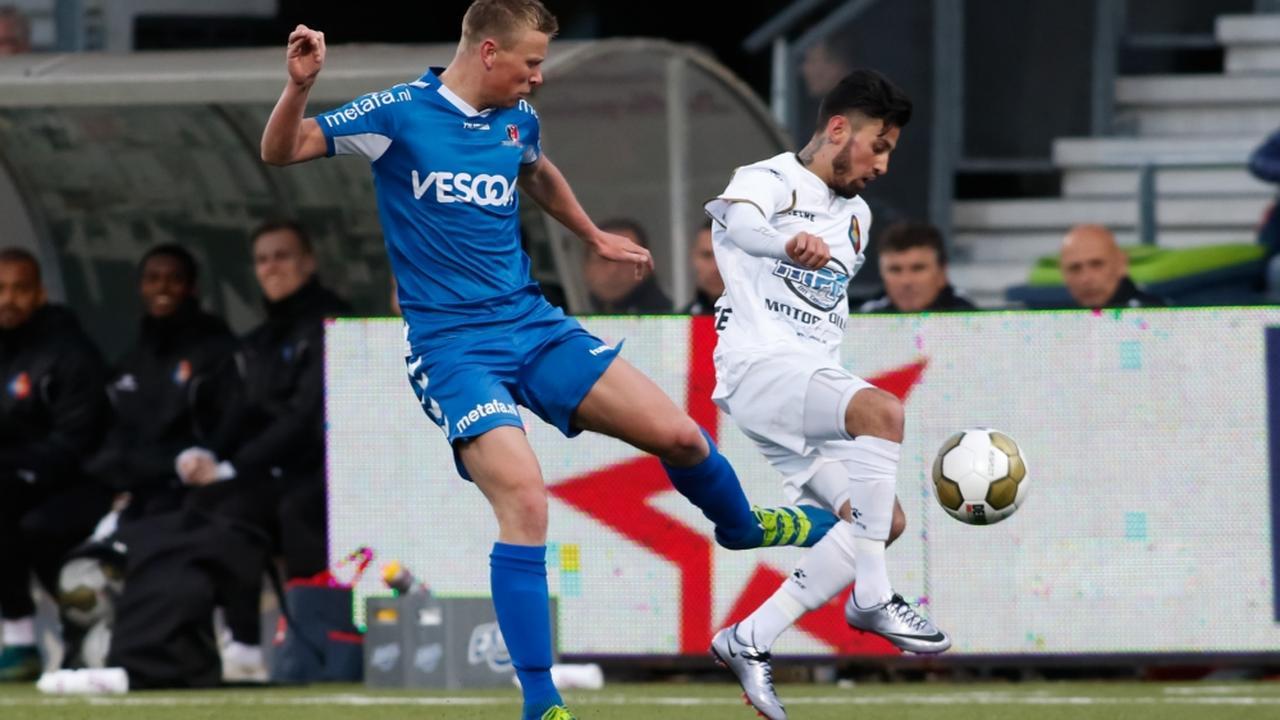 Bekijk de samenvatting van Telstar-Helmond Sport