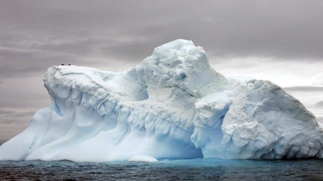 Smeltende Totten-gletsjer zorgt voor stijgende zeespiegel