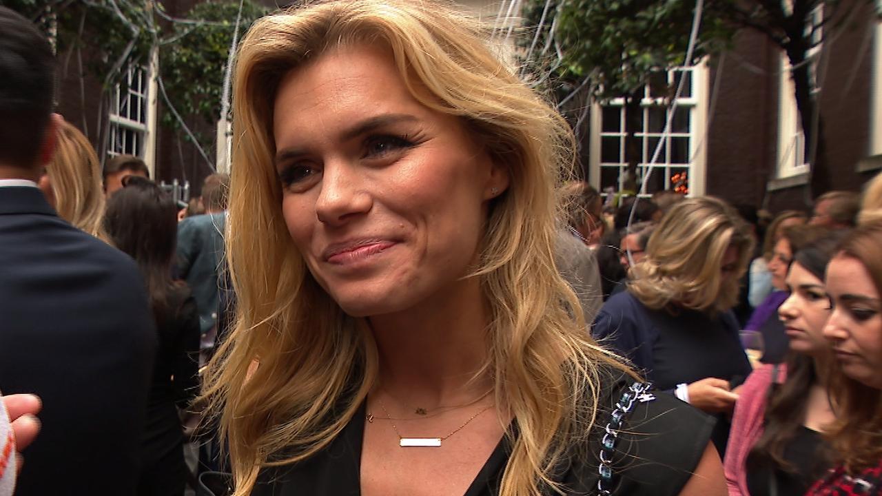 Nicolette van Dam: 'Bas en ik zijn weer helemaal verliefd'