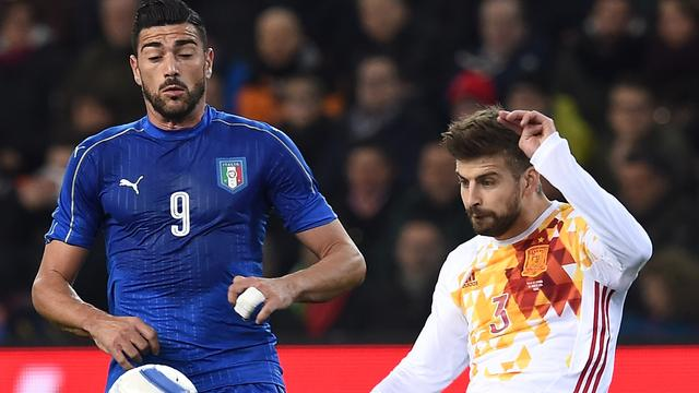 Italië en Spanje in balans in oefeninterland, Turkije verslaat Zweden
