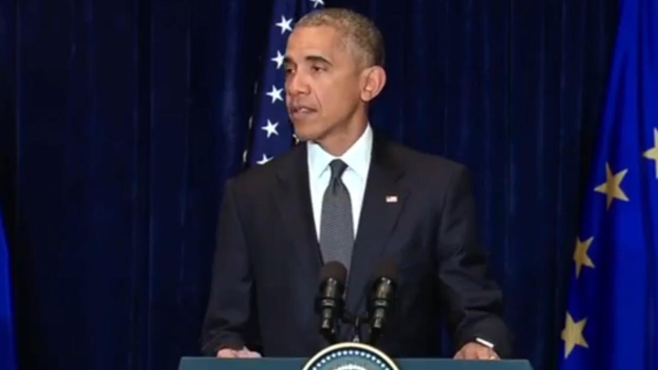 Obama reageert op doden bij protest in Dallas