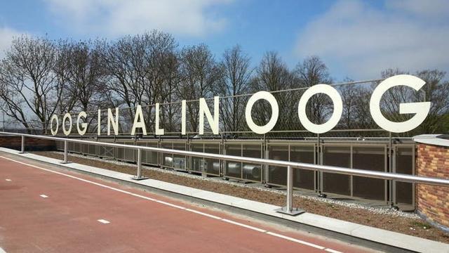 Wat betekent 'Oog in Al in Oog' op de nieuwe Dafne Schippersbrug?