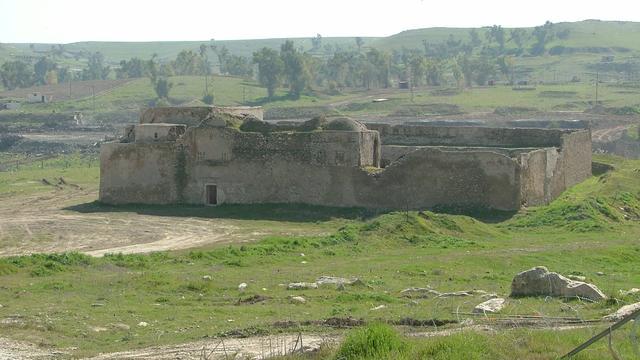 IS vernietigt oudste christelijke klooster van Irak