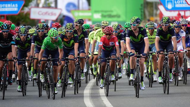 Liveticker Vuelta: Drucker zegeviert in chaotische sprint (gesloten)