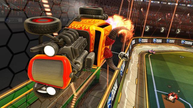 Eén miljoen Rocket League-spelers op Xbox One