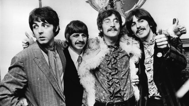 Één van eerste drumstellen The Beatles geveild