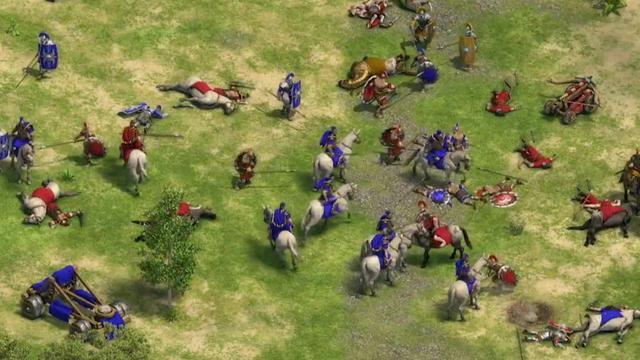Eerste Age of Empires krijgt 4k-heruitgave