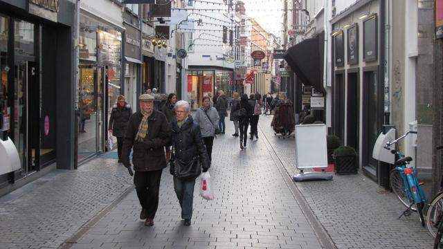 Centrummanager adviseert vervroegde winkelsluiting op 4 mei