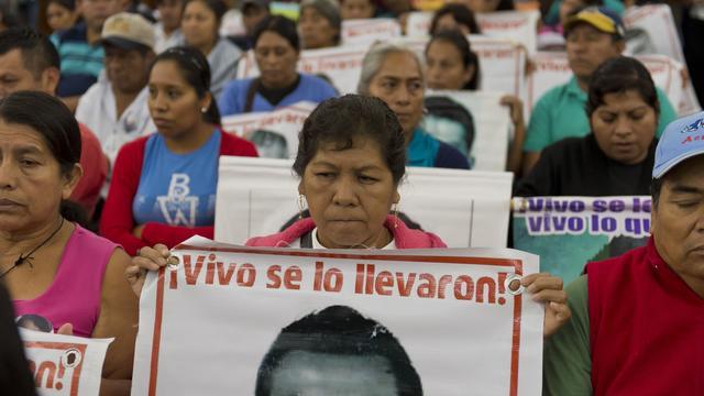 Botresten gevonden dichtbij plek waar Mexicaanse studenten verdwenen