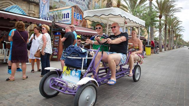 Toeristenbelasting op Spaanse eiland Mallorca ingevoerd