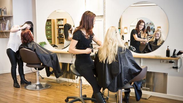 Ruim tien procent meer kappers- en schoonheidszaken in Breda