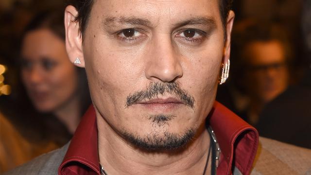 Johnny Depp krijgt rol in Richard says goodbye
