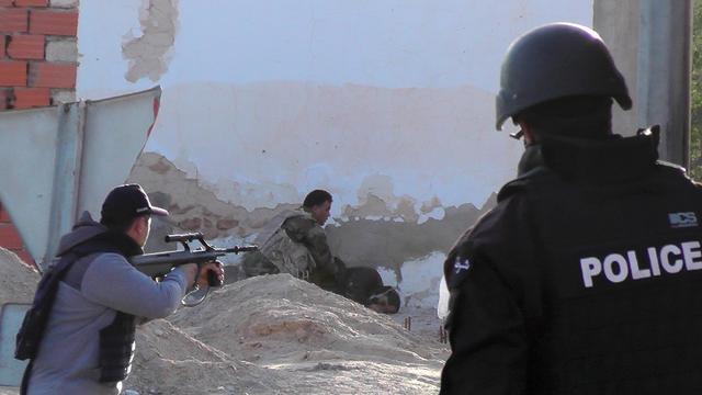 Leden veiligheidsdienst omgekomen bij gevechten in Libië