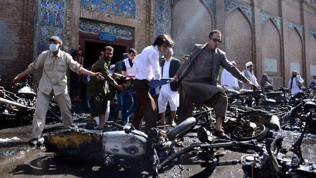 Zeker tien doden bij nieuwe bomaanslag Afghanistan
