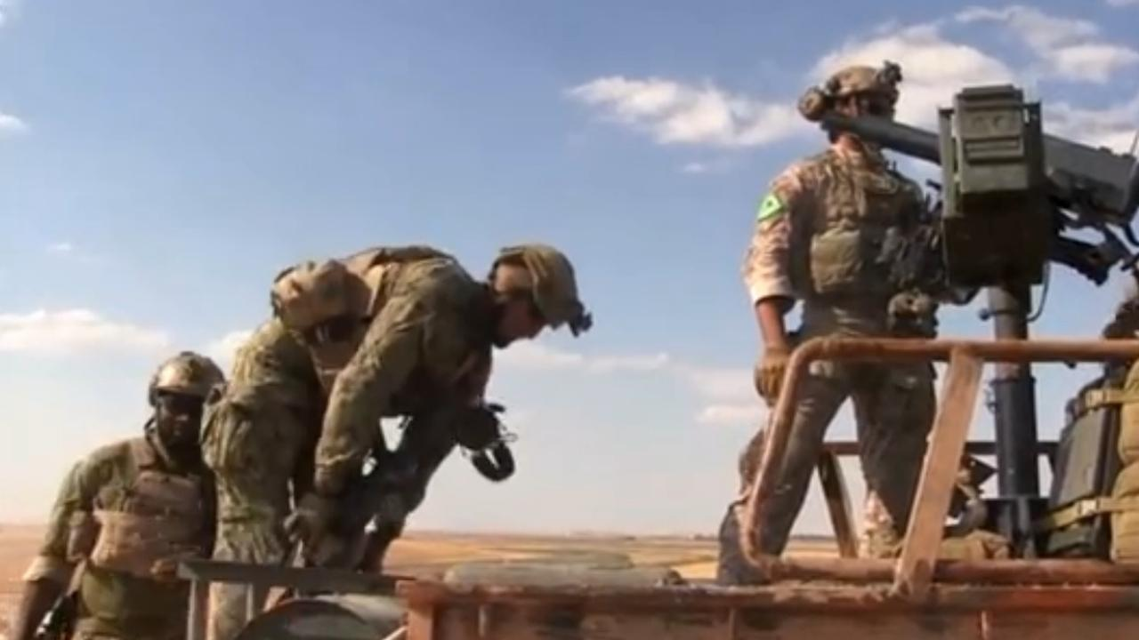 Speciale troepen VS vechten mee met Koerden in Syrië