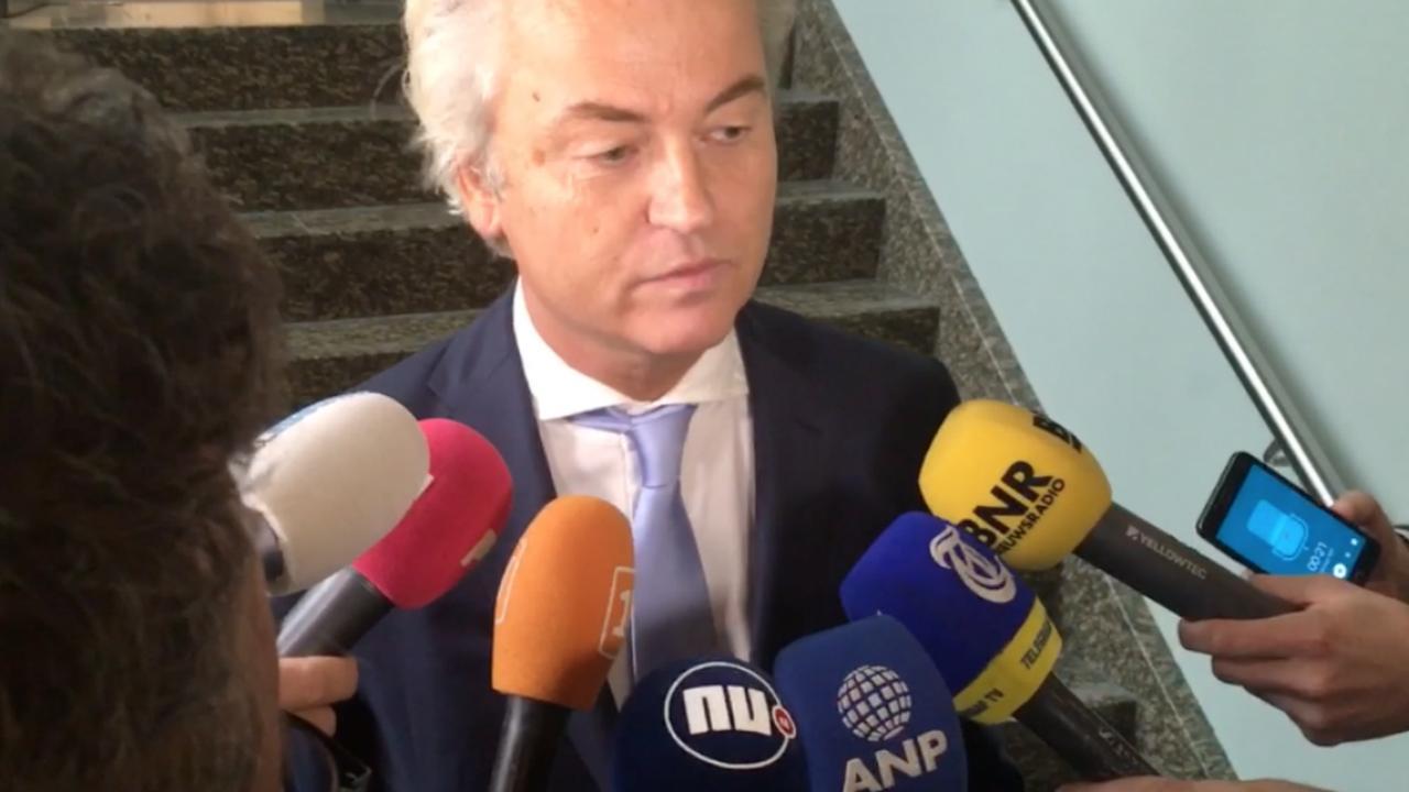 Wilders: 'Eis van het OM is waanzinnig'