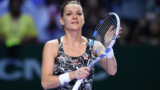 Radwanska plaatst zich voor halve finales WTA Finals