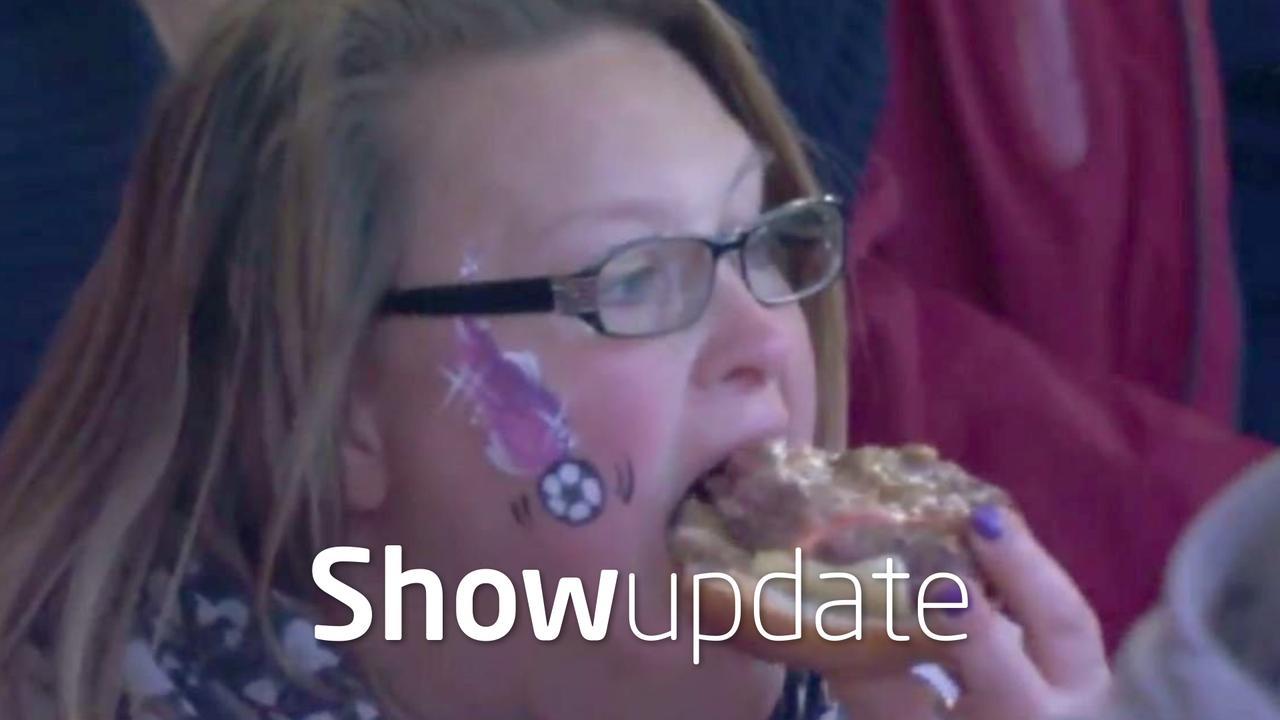 Show Update: Commentator beledigt snacker