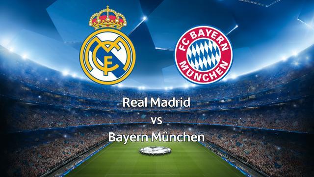 Bekijk hier naar de nabeschouwing van Real-Bayern