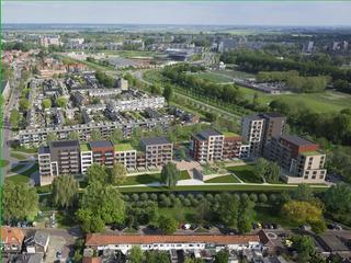 Eerste woningen worden naar verwachting in najaar van 2018 opgeleverd
