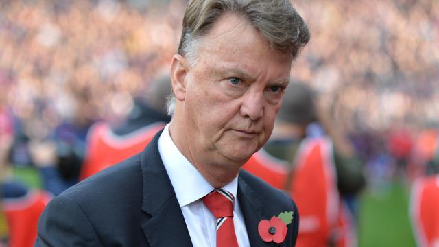 Van Gaal maakt zich zorgen over uitblijven doelpunten bij United