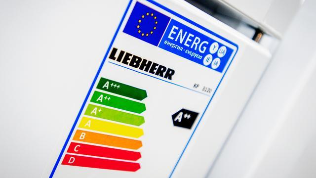 Europees Parlement wil aanpassing energielabels huishoudapparaten