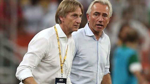Van Marwijk en verliezend Saudi-Arabië blijven koploper in WK-kwalificatie