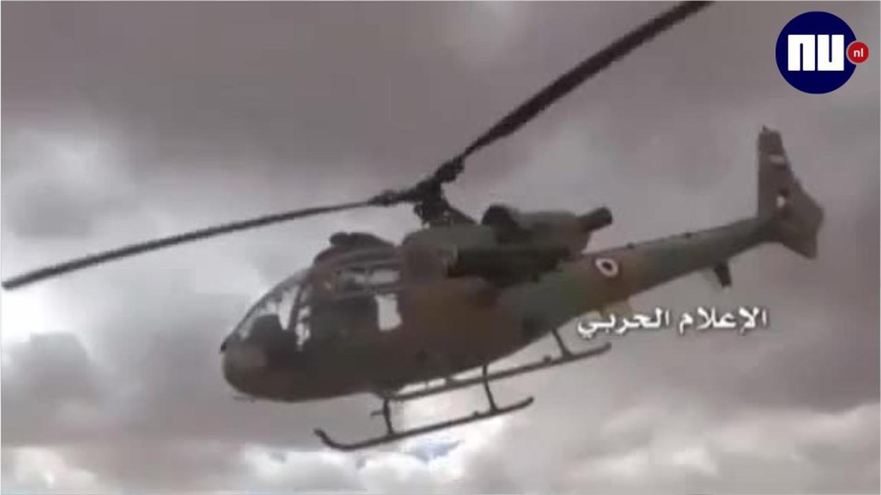 Syrisch leger bereikt buitenwijken van Palmyra