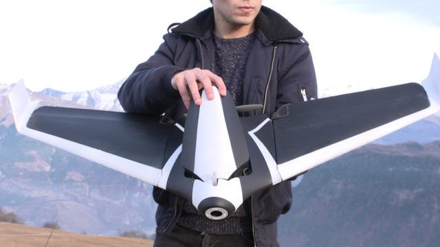 'Apple gebruikt drones voor verbeteren van kaartenapplicatie'