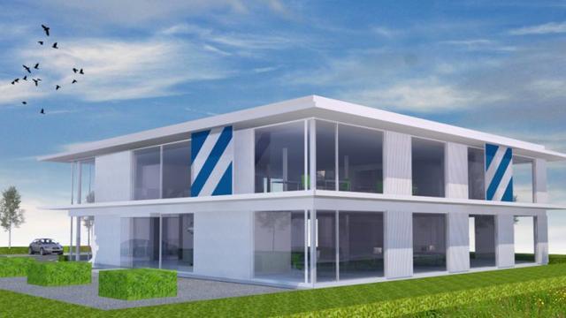 Zuyderleven Groep bouwt hoofdkantoor op Rithmeesterpark Breda