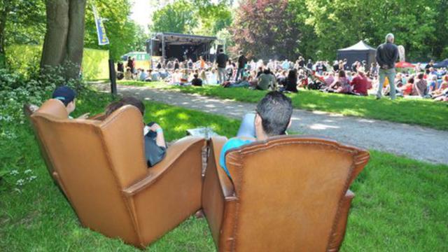 Roy Ayers en Sabrina Starke op SummerJazz Leiden