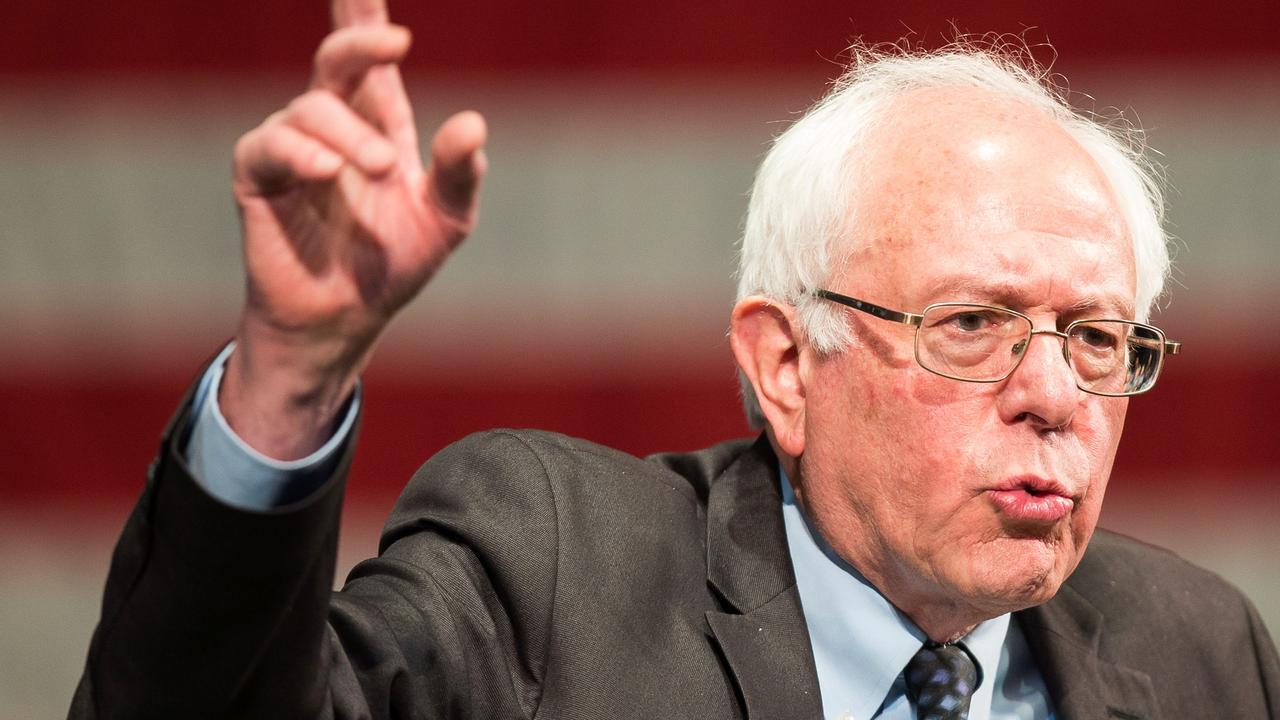 Sanders wil samenwerken met Clinton tegen Trump