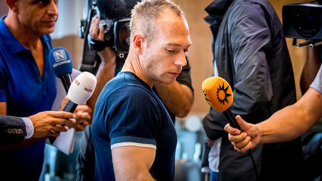 Rechtbank steunt redenering NOC*NSF over wegsturen Van Gelder
