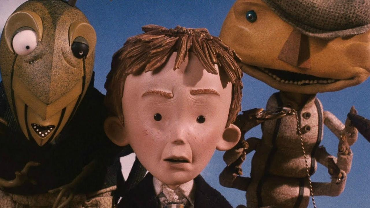 Trailer - James And The Giant Peach (1996)