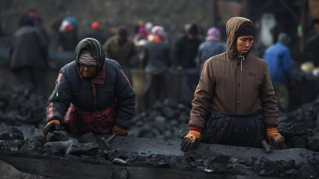 '33 mensen vast in Chinese kolenmijn na explosie'