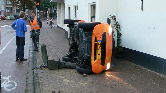 Wijkvereniging Pancras-West wil maximaal 30 km op Hooigracht