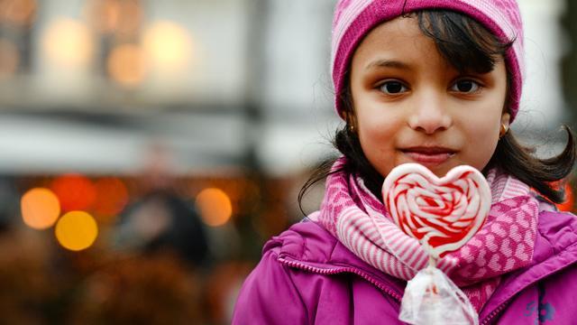 'Kinderen die gevoelig zijn voor zoete smaak worden sneller dik'