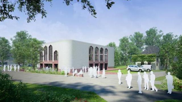 Vergunning voor nieuwe moskee in Selwerd is rond