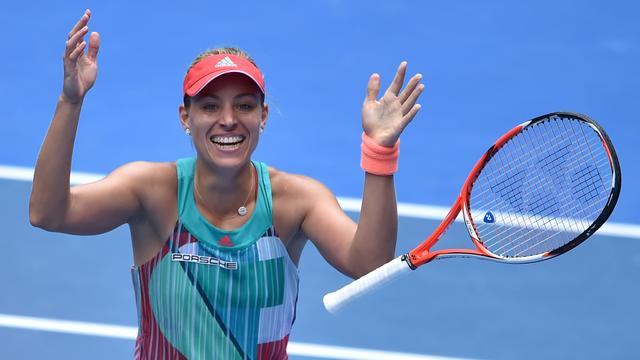 Kerber en Konta treffen elkaar in halve finale Australian Open