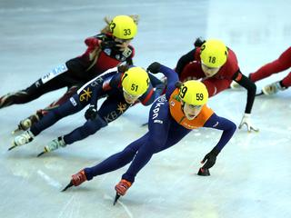 18-jarige Friezin zorgt voor primeur met wereldtitel op 1500 meter
