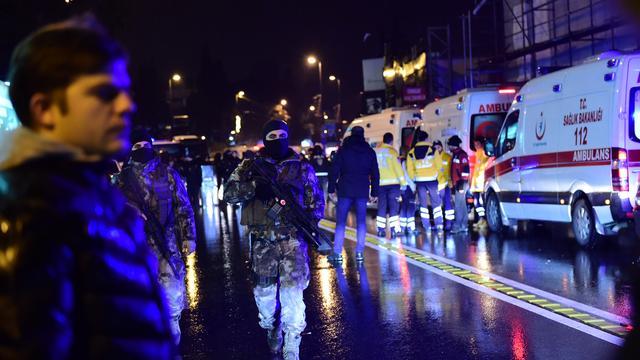 Levenslang geëist tegen dader aanslag op nachtclub Istanbul