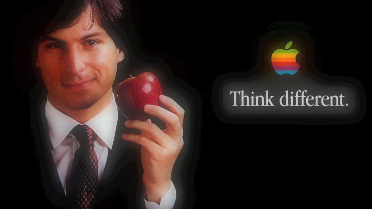 Bekijk hier de reclame van Apple