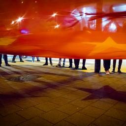 Opnieuw verdachte aangehouden voor rellen Turkse ambassade