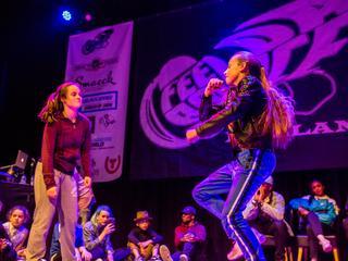 Hiphop slaat de klok in Bergen op Zoom