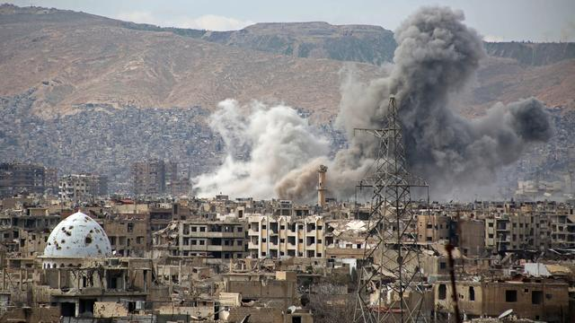 Rusland en VS protesteren tegen Turkse bombardementen YPG en PKK